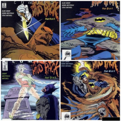 Detective Comics Collection Issues 604-607 The Mud Pack