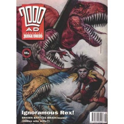 2000 AD  Issue 808