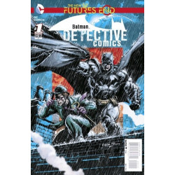 Detective Comics: Futures End One-Shot Issue 1
