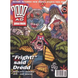 2000 AD  Issue 809