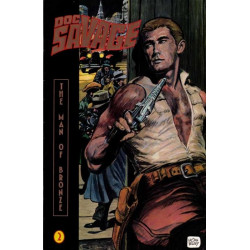 Doc Savage: The Man of Bronze Mini Issue 2