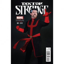 Doctor Strange Vol. 3 Issue 01d Cosplay Cover