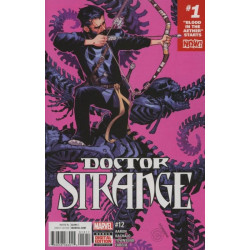 Doctor Strange Vol. 3 Issue 12