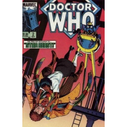Doctor Who Vol. 1 Issue 02