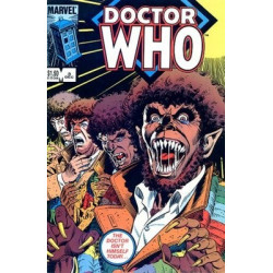 Doctor Who Vol. 1 Issue 03