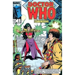 Doctor Who Vol. 1 Issue 05