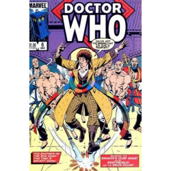 Doctor Who Vol. 1 Issue 06