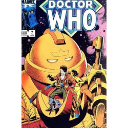 Doctor Who Vol. 1 Issue 07