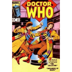 Doctor Who Vol. 1 Issue 08