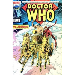 Doctor Who Vol. 1 Issue 09