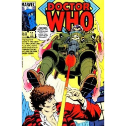 Doctor Who Vol. 1 Issue 11