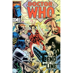 Doctor Who Vol. 1 Issue 12