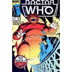 Doctor Who Vol. 1 Issue 16