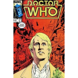 Doctor Who Vol. 1 Issue 17
