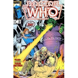 Doctor Who Vol. 1 Issue 18