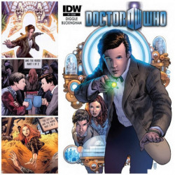 Doctor Who Collection Vol. 5 Issues 1-4