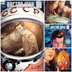 Doctor Who Vol. 5 Collection Issues 5-8
