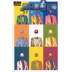 Doctor Who Vol. 3 Annual 2012