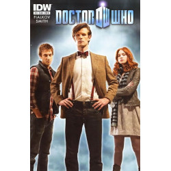 Doctor Who Vol. 4 Issue 13b Variant