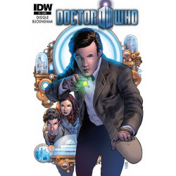 Doctor Who Vol. 5 Issue 01