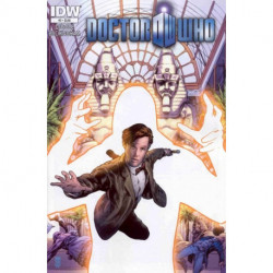 Doctor Who Vol. 5 Issue 02