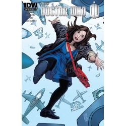 Doctor Who Vol. 5 Issue 09