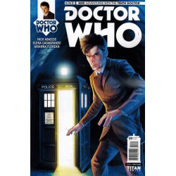 Doctor Who: 10th Doctor  Issue 03