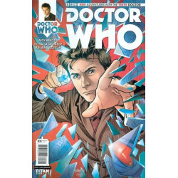Doctor Who: 10th Doctor  Issue 03c