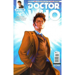 Doctor Who: 10th Doctor  Issue 04