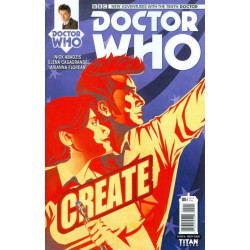 Doctor Who: 10th Doctor Issue 05
