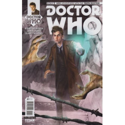 Doctor Who: 10th Doctor  Issue 07