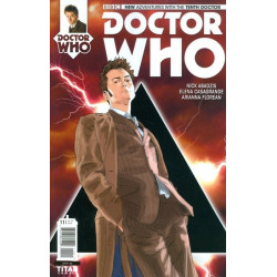 Doctor Who: 10th Doctor  Issue 11