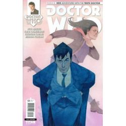 Doctor Who: 10th Doctor  Issue 12