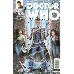 Doctor Who: 10th Doctor  Issue 13