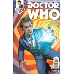 Doctor Who: 10th Doctor  Issue 14