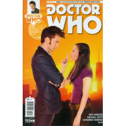 Doctor Who: 10th Doctor  Issue 14b