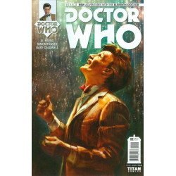 Doctor Who: 11th Doctor  Issue 02
