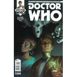 Doctor Who: 11th Doctor  Issue 04