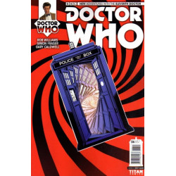 Doctor Who: 11th Doctor  Issue 06