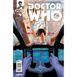 Doctor Who: 11th Doctor  Issue 07