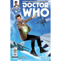 Doctor Who: 11th Doctor  Issue 07b