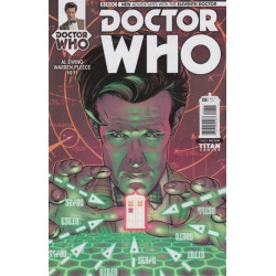 Doctor Who: 11th Doctor  Issue 08