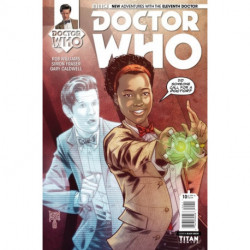 Doctor Who: 11th Doctor  Issue 10