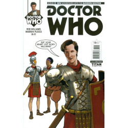 Doctor Who: 11th Doctor  Issue 13