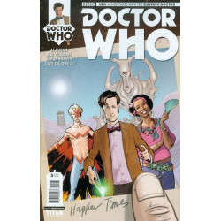 Doctor Who: 11th Doctor  Issue 15