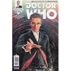 Doctor Who: 12th Doctor  Issue 01