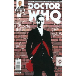 Doctor Who: 12th Doctor  Issue 02
