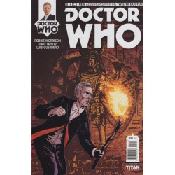 Doctor Who: 12th Doctor Issue 03