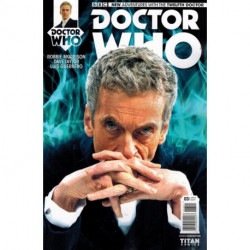 Doctor Who: 12th Doctor  Issue 03b