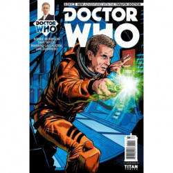 Doctor Who: 12th Doctor Issue 04